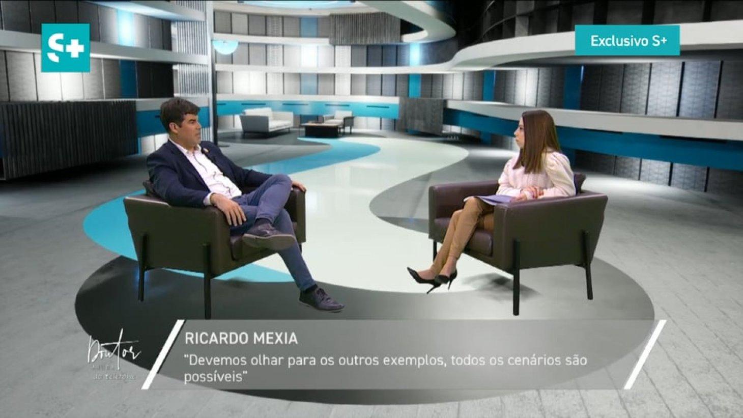 Ricardo Mexia #9