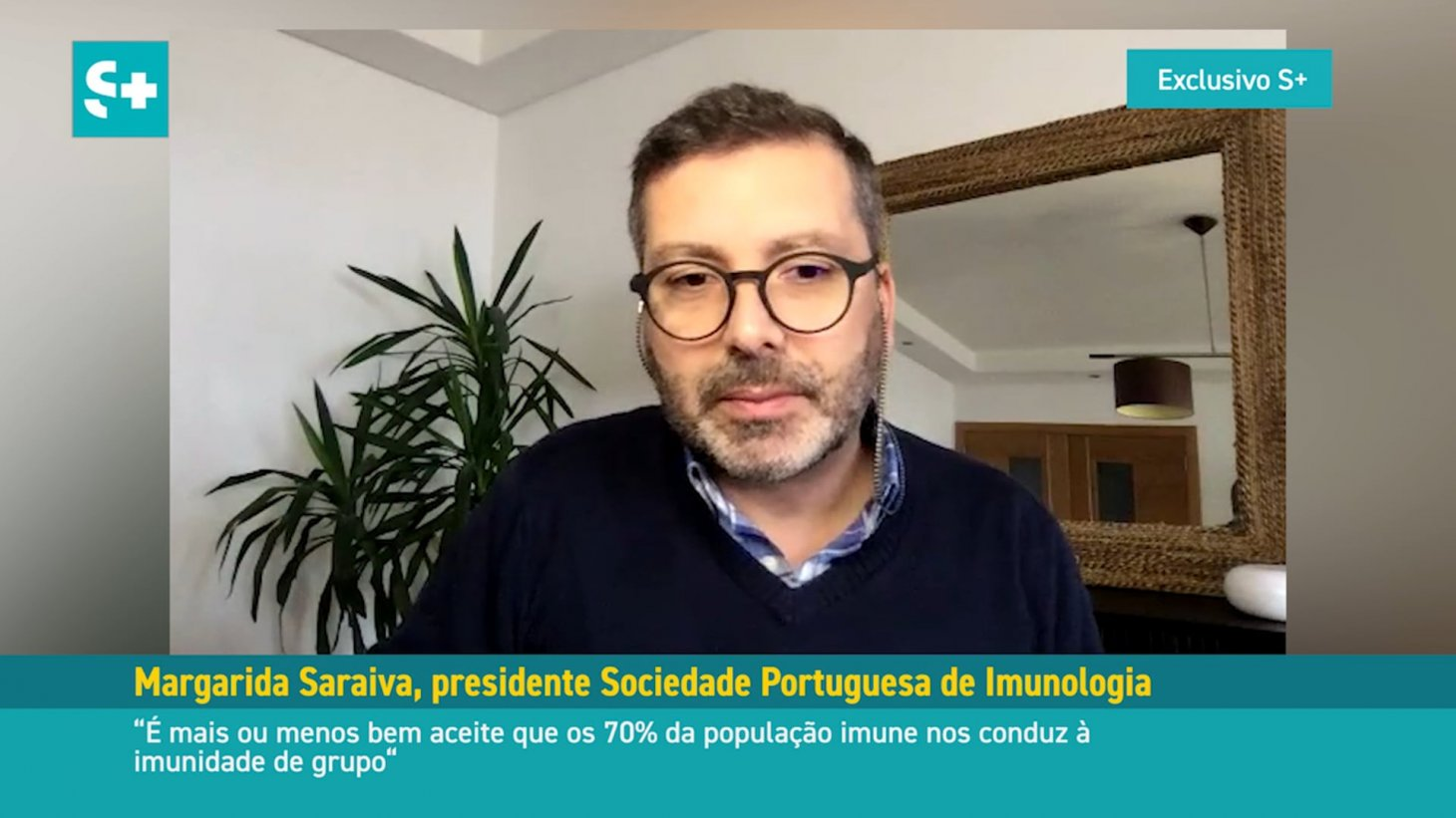 Margarida Saraiva, presidente Sociedade Portuguesa de Imunologia #01