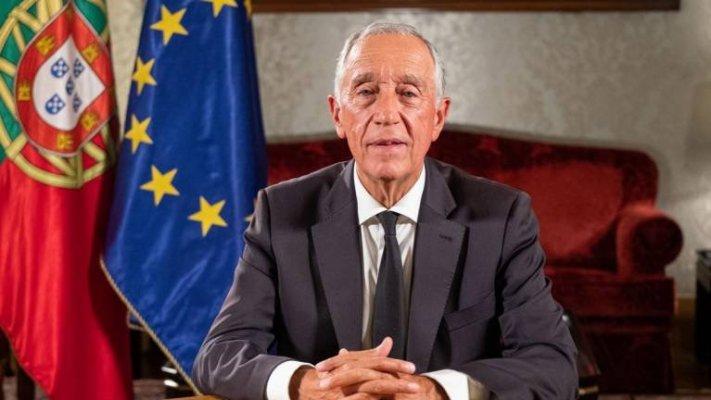 Covid-19: Presidente da República faz declaração ao país após ...