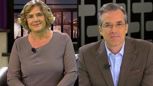 Ana Sousa Dias e Guilherme Simões reforçam Canal S+