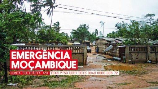 AMI vai intervir em Moçambique
