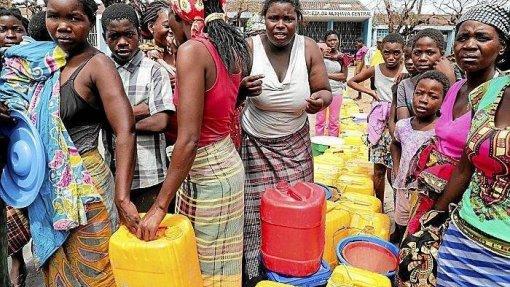 Cinco casos de cólera confirmados em Moçambique