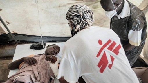 Aumentou para 139 o número de casos de cólera em Moçambique