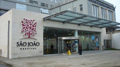Construção da ala pediátrica do São João no Porto deverá começar até final do ano