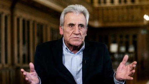 Jerónimo de Sousa acusa CDS de querer um SNS para ricos e outro para pobres