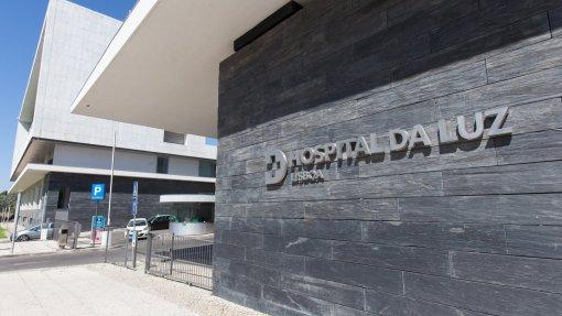 Hospital da Luz em Lisboa limita acesso a urgências pediátricas no verão