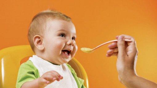 Alimentos para bebés têm excesso de açucar