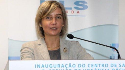 Eleições: Ministra Marta Temido encabeça lista do PS pelo círculo de Coimbra