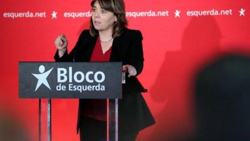 Serviço Nacional de Saúde vai ser o grande debate da próxima legislatura, diz Catarina Martins