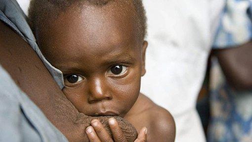 Malnutrição por desmame precoce matou este ano 73 crianças angolanas no Huambo