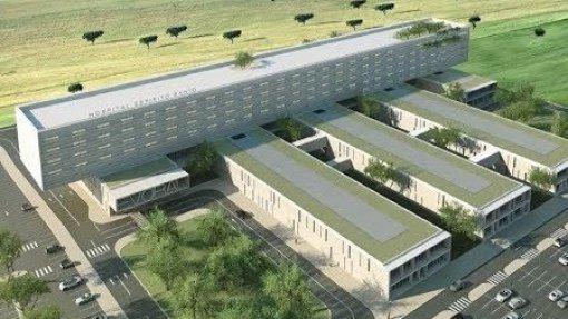 Lançado concurso para construção do Hospital Central do Alentejo