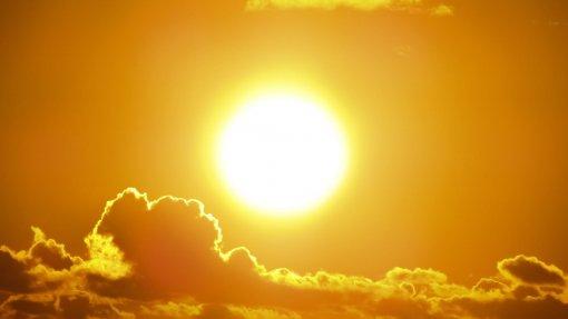 Temperaturas máximas sobem entre 04 e 08 graus a partir de terça-feira