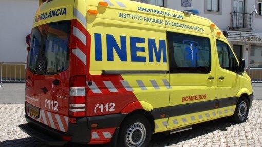 Derrame de hipoclorito de sódio faz 12 feridos ligeiros em Albufeira