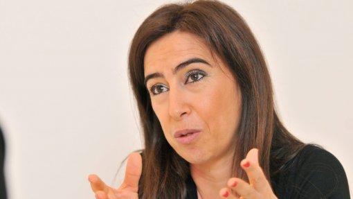 Alexandra Bento reeleita bastonária da Ordem dos Nutricionisitas