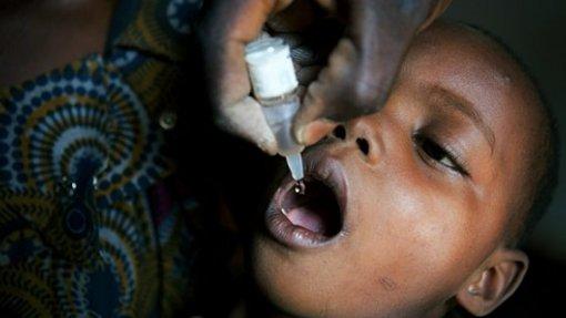 Luanda imuniza dois milhões de crianças contra pólio depois de novos casos