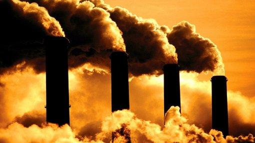 Emissões atmosféricas aumentaram em 2017 - INE