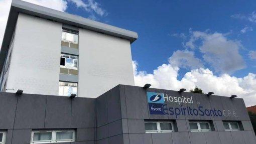 Diretores e chefes de serviço do hospital de Évora demitem-se após auditoria