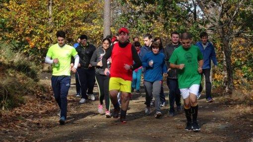 Trail Adaptado Serra da Lousã envolve 150 atletas de diversas instituições