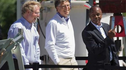 Fundação Bill Gates investe 4.4 ME em projeto de água e saneamento na África do Sul