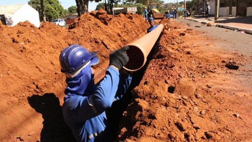 OMS denuncia horror das condições dos trabalhadores de saneamento em nove países