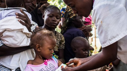 Sarampo matou mais de 5.000 pessoas na República Democrática do Congo este ano