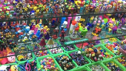"""União Europeia """"inundada"""" por brinquedos tóxicos chineses, alerta relatório"""