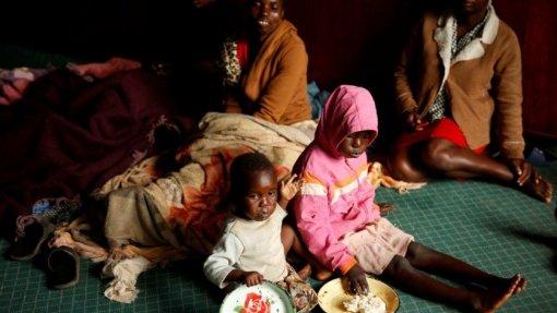 Insegurança alimentar atinge mais de 60% da população do Zimbabué