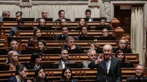 PSD vai interpelar hoje o Governo sobre a situação da saúde em Portugal