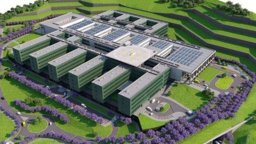 OE2020: Governo confirma apoio financeiro de 50% para novo hospital da Madeira