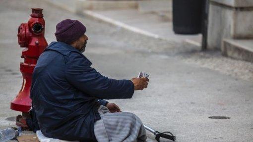 Sem-abrigo: Câmara de Lisboa cria bolsa de emprego com 200 vagas