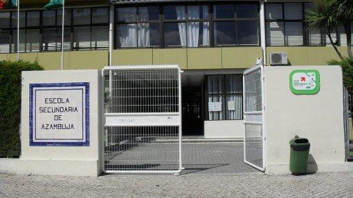 Amianto começa a ser removido segunda-feira na Escola Secundária da Azambuja
