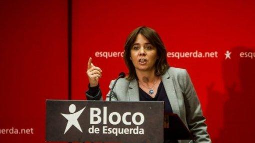 """Catarina Martins defende que 2020 é """"tempo da acção"""" contra alterações climáticas"""