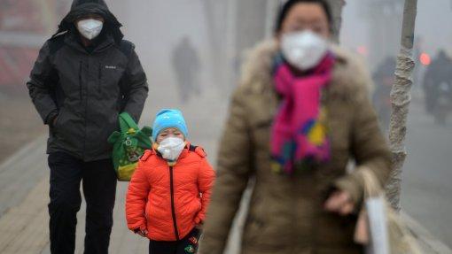 Registados 27 casos de pneumonia viral no centro da China