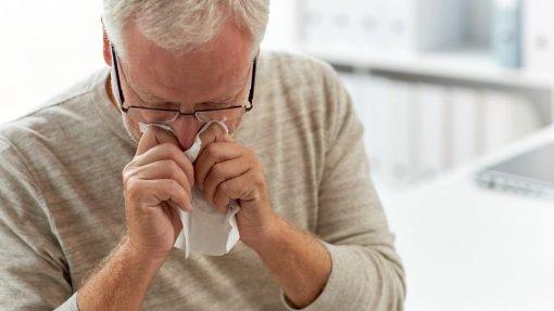 Centro Hospitalar Tondela Viseu diz que gripe está em fase ascendente
