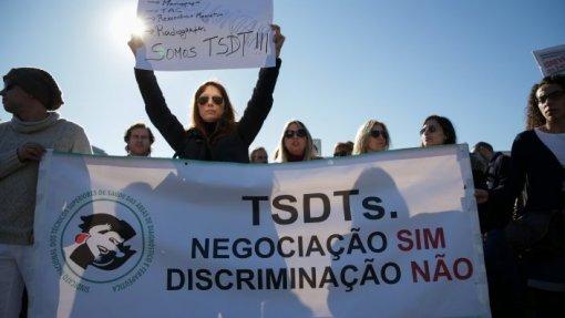 Técnicos de diagnóstico e terapêutica juntam-se à greve da função pública no dia 31