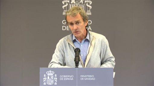 Covid-19: Espanhóis que estiveram em quarentena abandonaram o hospital