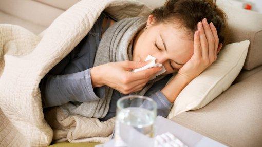 Gripe: Epidemia de baixa intensidade em Portugal na sexta semana do ano