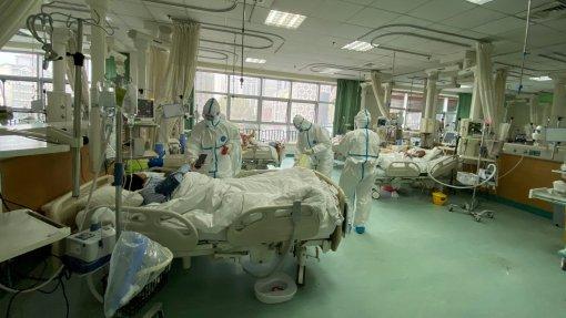 Covid-19: Comissão Nacional de Saúde reporta mais 121 mortos em toda a China
