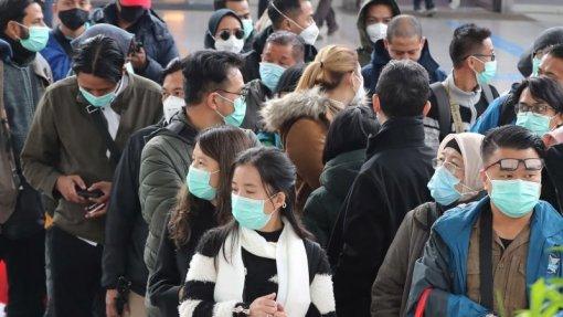 Covid-19: Pelo menos 142 novos casos na Coreia do Sul