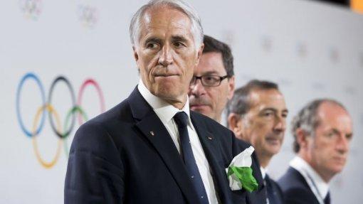 Covid-19: Comité Olímpico italiano defende cancelamento de provas no norte do país