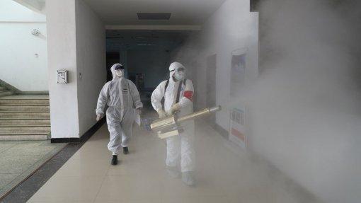 Covid-19: Mais de 3.500 infetados na Coreia do Sul, 376 novos casos em 24 horas
