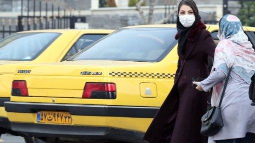 Covid-19: Irão anuncia 11 novas mortes