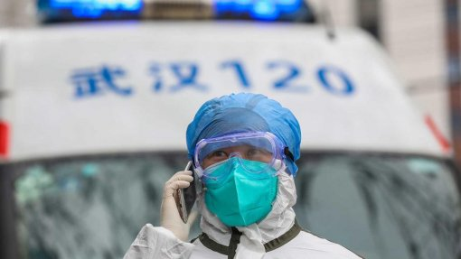 Covid-19: Número de mortos na China ultrapassa os 2.900
