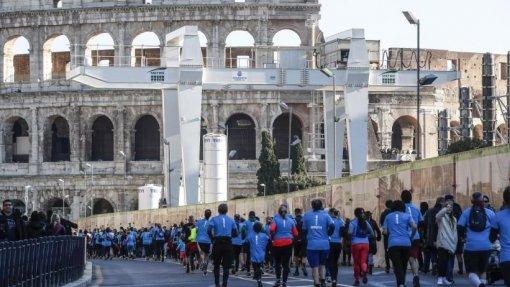 Covid-19: Maratona de Roma cancelada