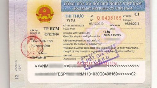 Covid-19: Vietname alarga suspensão da isenção de visto a oito países europeus