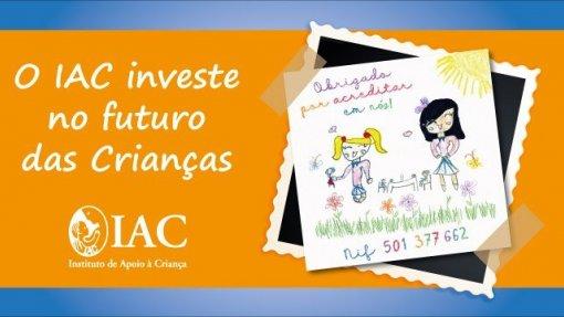 Covid-19: IAC- Instituto de Apoio à Criança reinventa-se