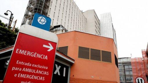Covid-19: Brasil tem quase 300 mortos e regista terceiro dia seguido com mais de mil infetados