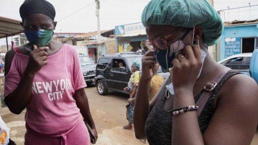 Covid-19: Angola registou primeiro caso de transmissão local totalizando 27 casos