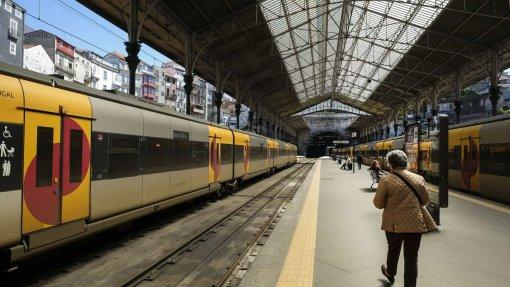 Covid-19: CP vai repor horário integral dos comboios Urbanos, Regionais e Interregionais