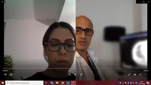 """COVID-19: """"Demora menos de um minuto, faz a análise das imagens, e propõe se os achados são ou não sugestivos de infeção por Covid-19"""", António Madureira"""